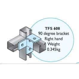 TFS 608 90 Degree Right Hand