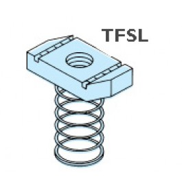 TFSL Long Spring Channel Nuts