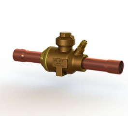 Henry Ball Valve with Access Port