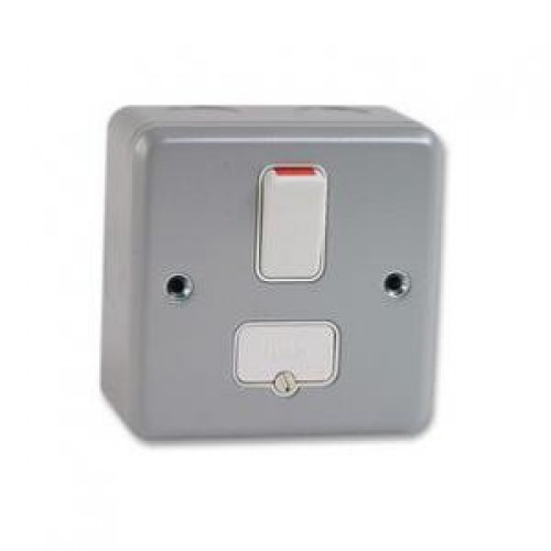 Metal Switched Fused Spur 13amp - Accessories - Electrical