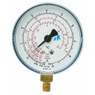 Blue High Pressure Gauge