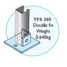 TFS 305 Double Fix Base Plate