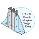 TFS 308 Double Delta Base Plate