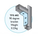 TFS 602 Three Hole Angle Bracket