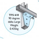 TFS 610 90 Degree Delta Large