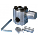 Line Tap Valves for Flow Control