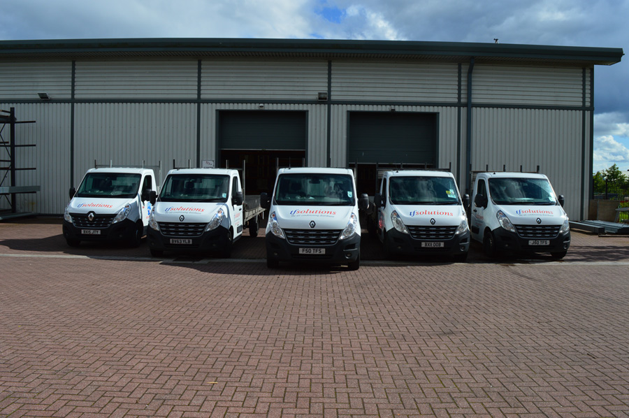 TF Solutions Fleet