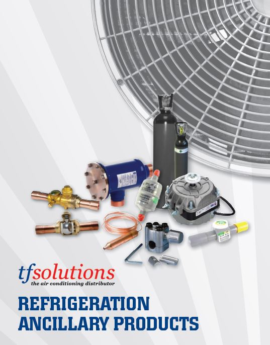 Refrigeration Ancillary Products Price List
