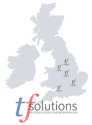TF Solutions Map